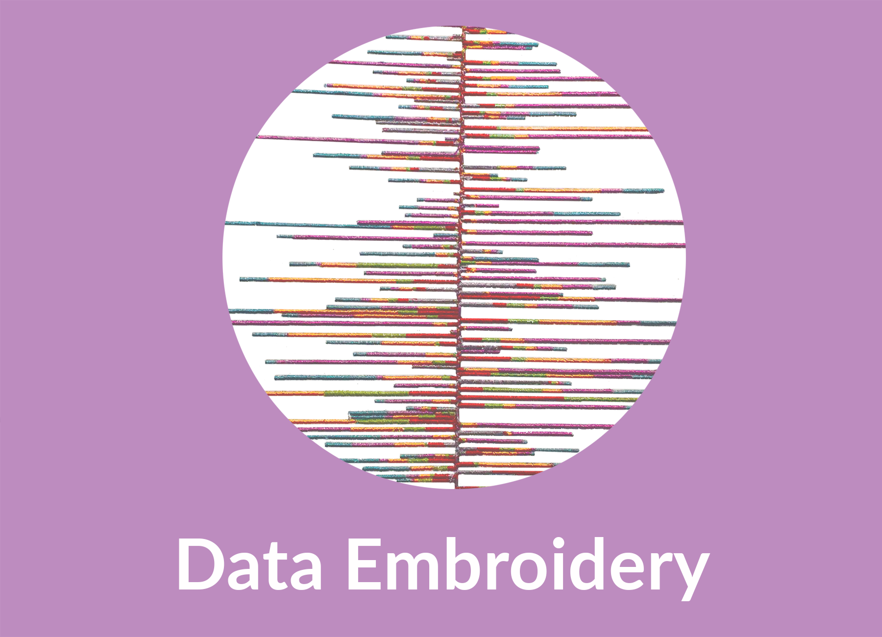 Data Embroidery Logo