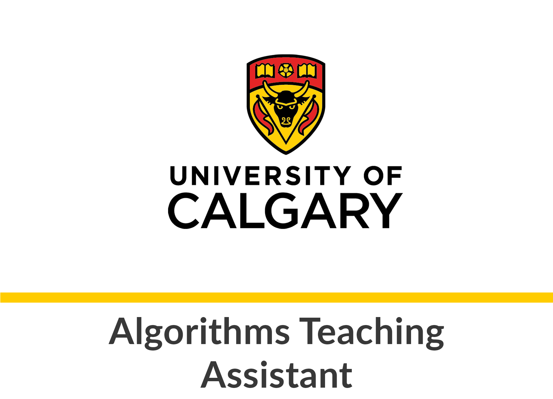 Teaching Assistant Logo